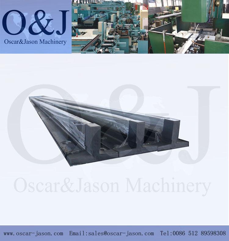 Machined Guide Rail T89B
