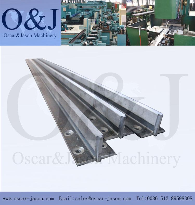 Machined Guide Rail T127-2B
